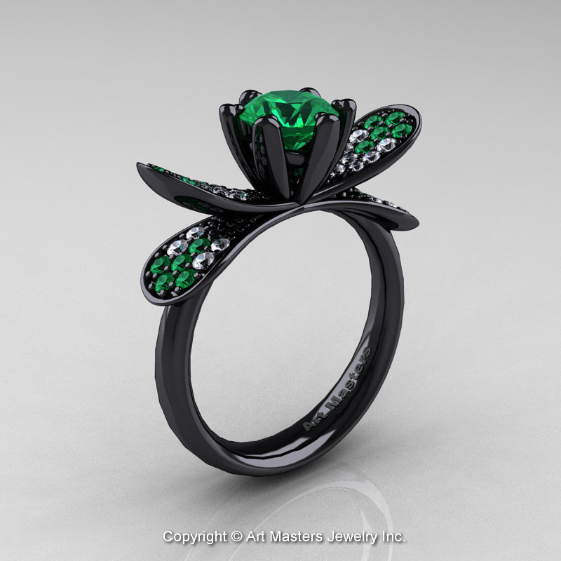 engagement organic products inspired dana unique ring diamond ken rings kalyssa solitaire sculptural nature ss