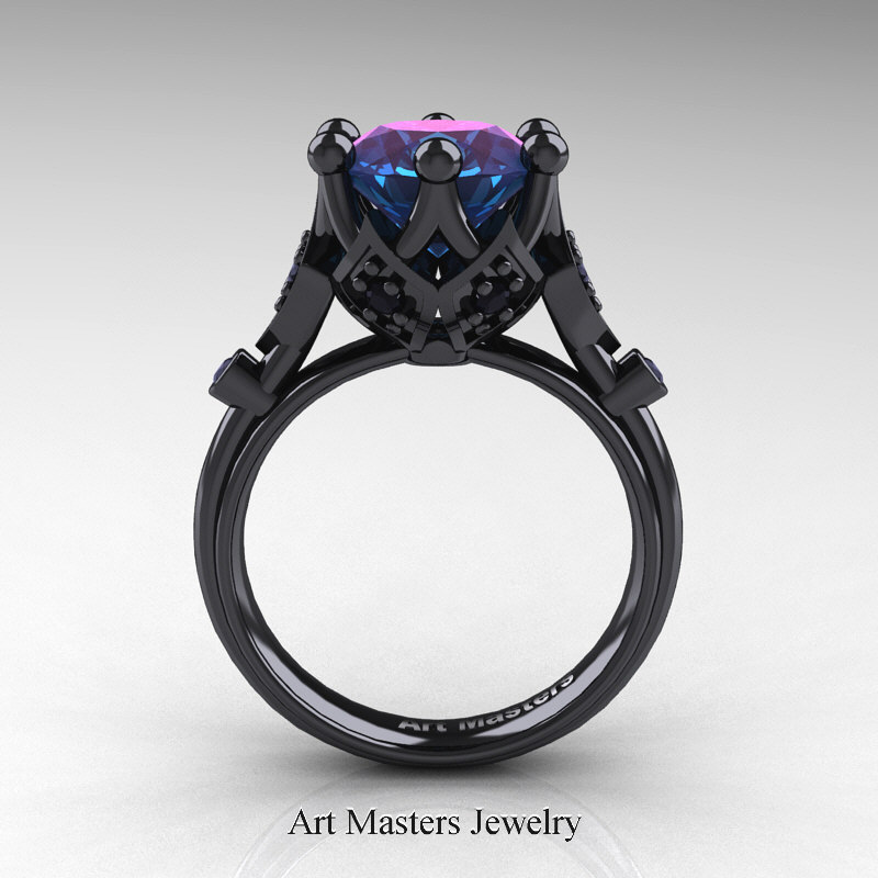 harriet ring kelsall engagement rings wedding alexandrite