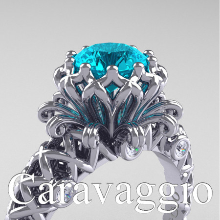 Caravaggio-Lace-14K-White-Gold-1-0-Carat-Blue-and-White-Diamond-Supermodel-Engagement-Ring-R634-14KWGDBLD-PXL