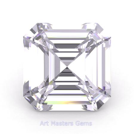 Art-Masters-Gems-Standard-1-5-0-Carat-Asscher-Cut-White-Sapphire-Created-Gemstone-ACG150-WS-T