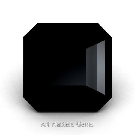 Art-Masters-Gems-Standard-2-0-0-Carat-Asscher-Cut-Black-Diamond-Created-Gemstone-ACG200-BD-T