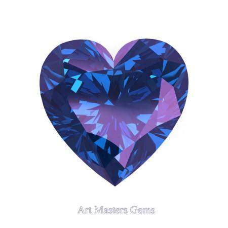 Art-Masters-Gems-Standard-2-0-0-Carat-Heart-Cut-Alexandrite-Created-Gemstone-HCG200-AL-T2