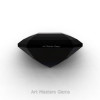 Art-Masters-Gems-Standard-3-0-0-Carat-Asscher-Cut-Black-Diamond-Created-Gemstone-ACG300-BD-F
